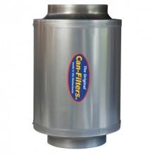 Tłumik akustyczny Can-Filters fi315mm, długość 100cm