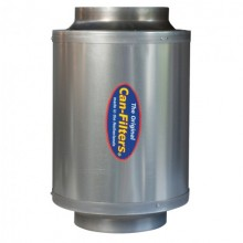 Can-Filters Silencer fi160mm, length 45cm