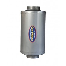 Can-Filters Silencer fi125mm, length 45cm