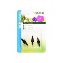 BLUMAT Mini connectors 3-3 mm, 3 pieces