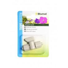 BlUMAT Shut-Off-valve, 1 piece in blister