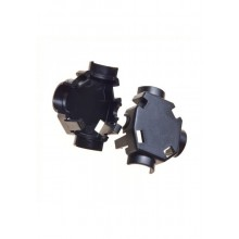 BlUMAT Safety buckle 8-3mm/8-8mm, 5pcs. in blumat blister