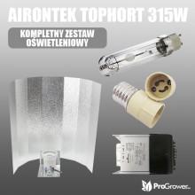 Airontek Tophort 315W, complete lighting kit