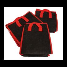 Fabric Po HEMPOT 50L 37x37xh40cm, with handles