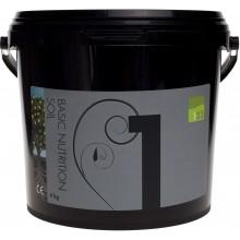 Woma Tuintechniek Basic Nutrition Nr. 1, 4 kg, soil