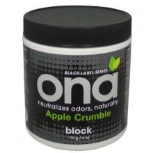 Bloki zapachowe ONA Apple Crumble 175g