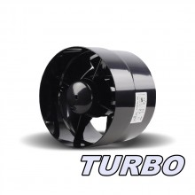 Fan AXIAL-FLO Ø125 Turbo, 243 m³/h