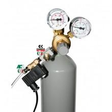CO2 zestaw z butlą 8l