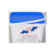 Bat Guano / Guanokalong 3 kg, nawóz organiczny (proszek)