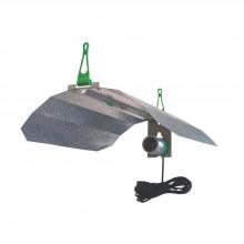 Odbłyśnik LUMII do lamp CFL lub HPS, 19hx43x47cm