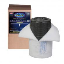 CAN LITE filtr węglowy 150m3/h 100/125mm, bez kołnierza