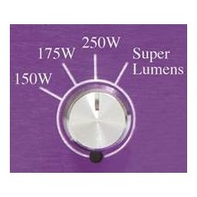 Lumatek Super Lumen150W do 250W dla HPS i MH, z regulacją