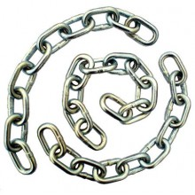 Chain galvanized fi 3 mm - 1m