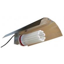 Zestaw oświetleniowy CFL 125W Dual