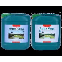 Canna Aqua Vega A+B 5L, nawóz na wzrost, do hydro