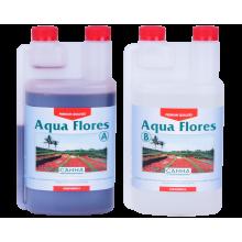 Canna Aqua Flores A+B 1L, nawóz na kwitnienie, do hydro