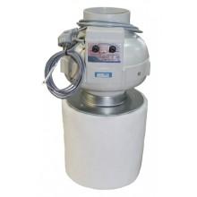 Zestaw wentylacyjny 0- 420m3/h