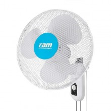 Wall fan RAM 40cm 3-speed