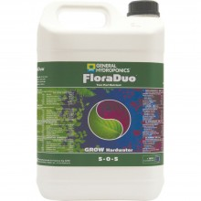 GHE DuoGro 0,5L na wzrost, woda miękka