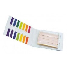 Litmus pH Test Strips, Universal Application (pH 1-14), 80 Units