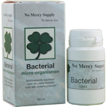 NoMercy Bacterial 50ml