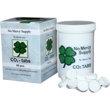 No Mercy CO2 Tablets 60pcs