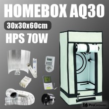 Complete Kit: Homebox AQ30, HPS 70W