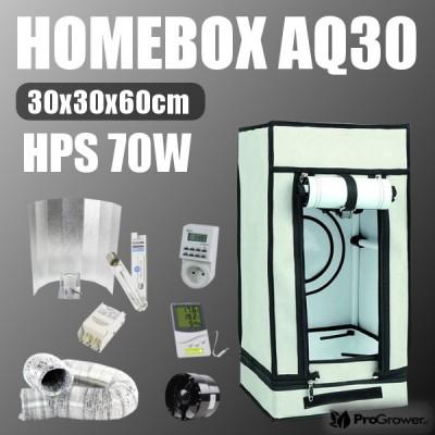 Zestaw ECO: Homebox AQ30, HPS 70W