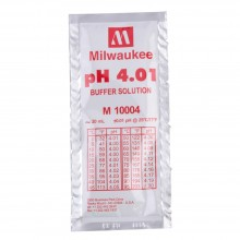 Milwaukee M10004 pH 4.01 Buffer Solution, 20ml