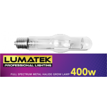 LUMATEK 400W Metal Halide Grow Lamp