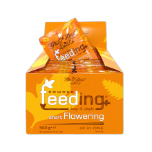 Powder Feeding Short Flowering 50gr (5x10gr)