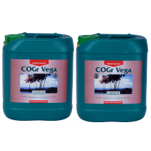 CANNA COGr Vega A+B 5L, nawóz na wzrost, do kokosu