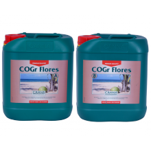 CANNA COGr Flores A+B 5L, nawóz na kwitnienie, do kokosu