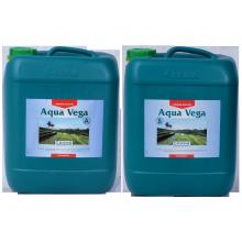 Canna Aqua Vega A+B 10L, nawóz na wzrost, do hydro