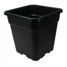 Square pot, 14 L, 28.5 x 28.5 x 28.4 cm
