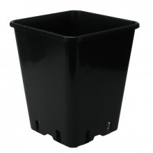 Square pot, 11 L, 23 x 23 x 26 cm