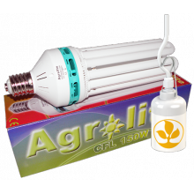 CFL Grow Light Kit Agrolite 150W Dual