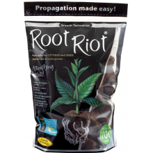 Root Riot, Organic Plant Starter Cubes, 100 Cubes