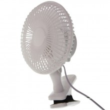 Fan 15cm with Clip and Foot