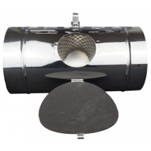 ONA Filtr powietrza fi 160 mm