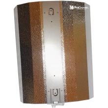 Odbłyśnik XTRASUN ALU 47x47xh11,5cm