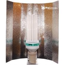 Zestaw oświetleniowy CFL Agrolite 150W Dual + Odbłyśnik XTRASUN
