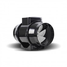 Duct fan HYBRID-FLO 160 ST (speed and temperature control)