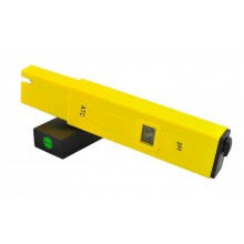 Electronic pH Meter, Accuracy +/- 0.1