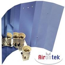 Odbłyśnik Airontek, aluminiowy do lamp HPS