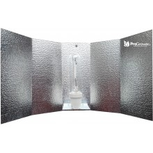 Odbłyśnik Stucco 80% 23.5 x 36 cm E27 Plant.tech