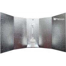 Odbłyśnik Stucco 80% 30x33cm, kompletny, mały