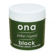 Bloki zapachowe ONA POLAR CRYSTAL 175g
