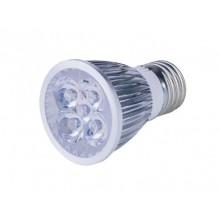 Żarówka LED 5x3W EPISTAR E27, światło uzupełniające, białe