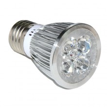LED bulb 5x3W EPISTAR E27, complementary light, white